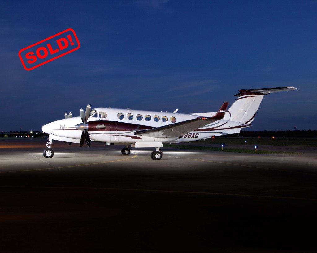 KINGAIR-350I-FL-1005-SOLD